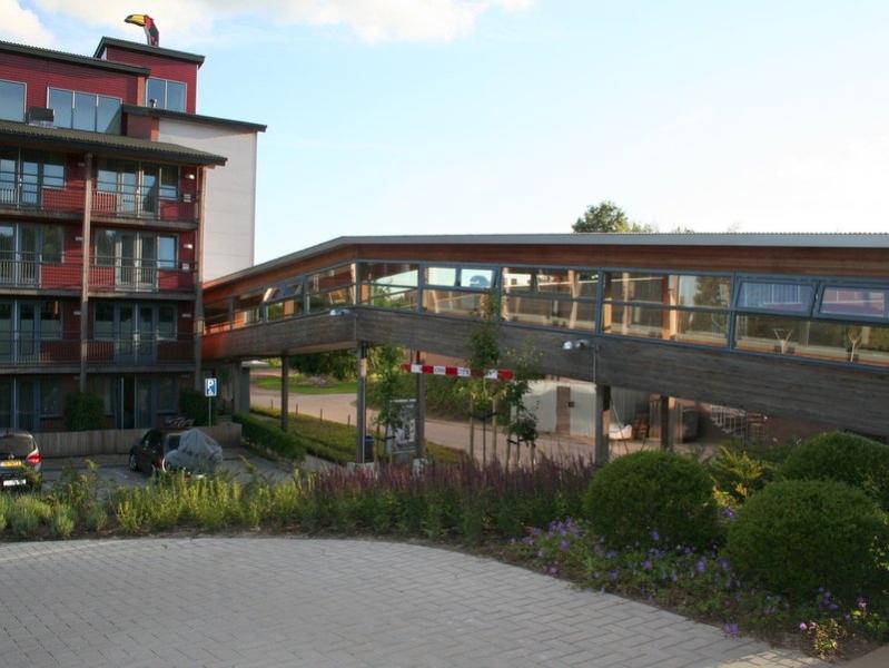 Hotel van der Valk Drachten eindresultaat